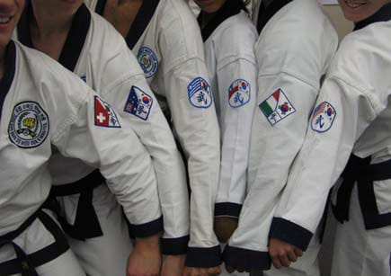 World Moo Duk Kwan Symposium