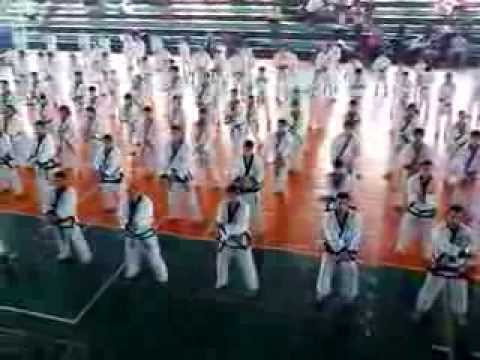 Video thumbnail for youtube video Argentina - Chil Sung Hyung - World Moo Duk Kwan